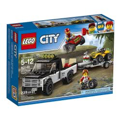 LEGO City Great Vehicles Ομάδα Αγώνων ATV 60148 5702015865760