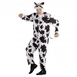 CLOWN Αποκριάτικη Στολή Τρελή Αγελάδα (L-XL) One Size 70187 5203359701870