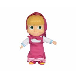 Simba Masha And The Bear Soft Bodied Doll - 3 Asst 109306468 4006592964689