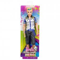 Mattel Barbie Video Game  - Κεν DTW09 887961365696