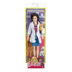 Mattel Barbie Κτηνίατρος DVF58 887961368031