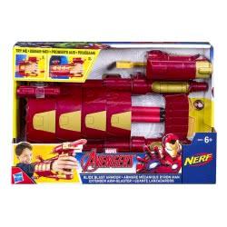 Hasbro AVENGERS IRON MAN SLIDE BLAST ARMOR B9953 5010993346738