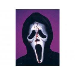 Christakopoulos Μάσκα Scream Αίμα Header H8930 5212007506248