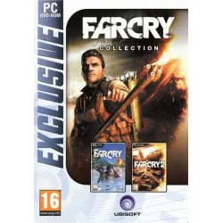UBISOFT PC FAR CRY 1 & 2 COLLECTION 3307219915062 3307219915062