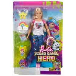 Mattel Barbie Video Gamer DTV96 887961365573