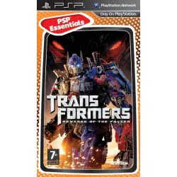 Activision Psp Transformers 2 Revenge Of The Fallen 5030917088964 5030917088964