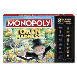Hasbro MONOPOLY TOKEN MADNESS C0087 5010993341481
