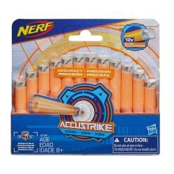 Hasbro NERF NSTRIKE ACCUSTRIKE 12 DART REFILL C0162 5010993342617