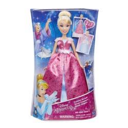 Hasbro Disney Princess  Fashion Reveal Cinderella C0544 5010993357550