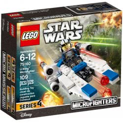 LEGO Star Wars U-Wing Microfighter 75160 5702015866484