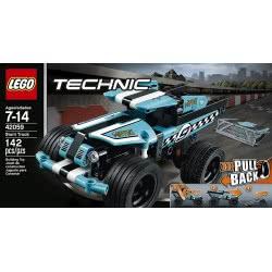 LEGO Technic Ακροβατικό Φορτηγό 42059 5702015869461
