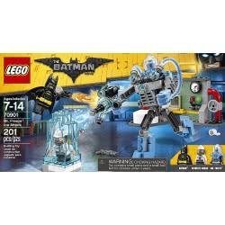 LEGO Batman Movie Παγωμένη Επίθεση του Κ. Φριζ 70901 5702015870474