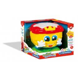 Clementoni baby Βρεφικό Παιχνίδι Ρούλης Τυμπανούλης 1000-63210 8005125632107