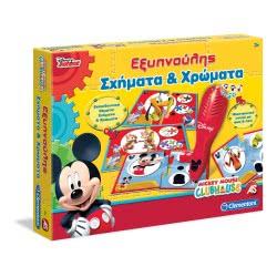 As company Εξυπνούλης Ηλεκτρονικό Mickey Σχήματα και Χρώματα 1020-63207 8005125632077
