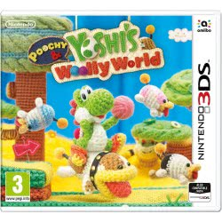 Nintendo 3DS Poochy And Yoshi's Wooly World 045496474591 045496474591