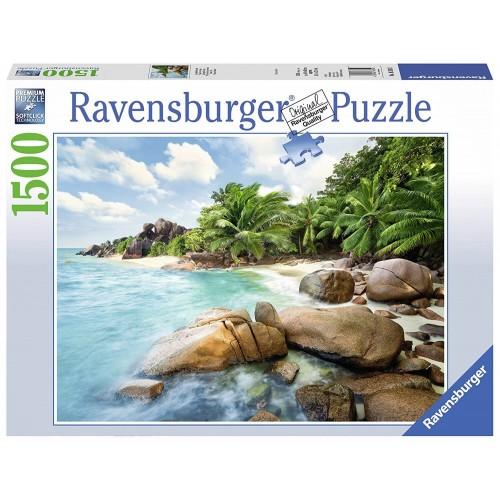 Ravensburger Παζλ 1500τεμ. Φανταστική Παραλία v1 16334 4005518163342