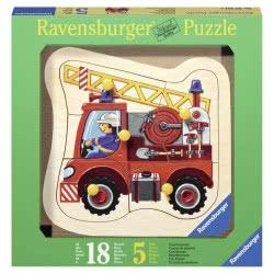 Ravensburger Παζλ Ξύλινο Πυροσβεστική 03227 4005556032273