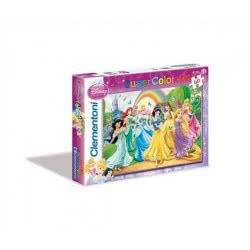 Clementoni Παζλ 60 Maxi Disney- Butterfly Princess 1200-26737 8005125267378