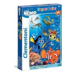 Clementoni Παζλ 60 S.C. Disney- Ο Νέμο Και Οι Φίλοι Του 1200-26950 8005125269501
