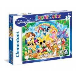 Clementoni Παζλ 60 S.C. Disney - Οικογένεια Disney 1200-26952 8005125269525