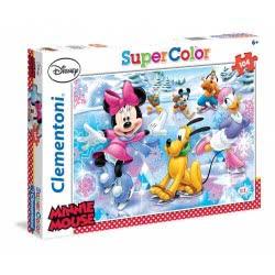 Clementoni Παζλ 104 Disney- Η Minnie και οι φίλοι της στον Πάγο 1210-27953 8005125279531