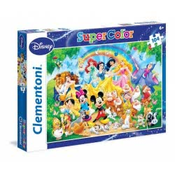 Clementoni Παζλ 104 S.C Disney- Κλασική Disney 1210-27955 8005125279555