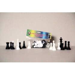 Argy Toys Πιόνια Σκάκι Απλά 01020 5209584625431