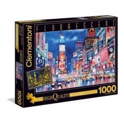 Clementoni Παζλ 1000 Φωσφοριζε Νεα Υορκη 1260-39249 8005125392490