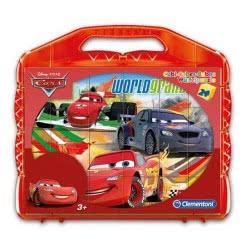 Clementoni 24 Κυβοι Cars 1100-42447 8005125424474