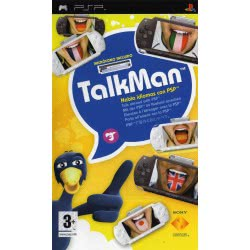 SONY PSP TALKMAN 711719660965 711719660965