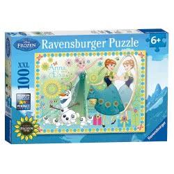 Ravensburger 100τεμ. Ψυχρά και ανάποδα 10584 4005556105847