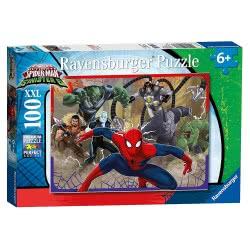 Ravensburger Παζλ 100Τεμ Spiderman 10777 4005556107773