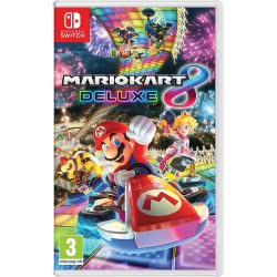 Nintendo Switch Mario Kart 8 Delyxe  045496420277