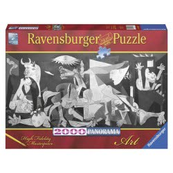 Ravensburger ΠΑΖΛ 2000τεμ. PABLO PICASSO:GUERNICA 05-16690 4005556166909