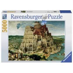 Ravensburger Παζλ 5000τεμ. Brueghel:Ο Πύργος της Βαβέλ 05-17423 4005556174232