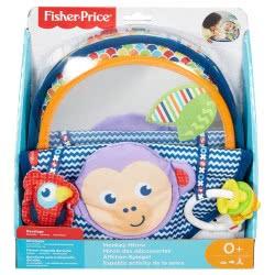 Fisher-Price Fisher Price Μαϊμουδάκι Με Καθρέφτη Και Υφές DYC85 887961408850