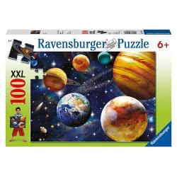 Ravensburger Παζλ 100Τεμ. XXL Διάστημα 10904 4005556109043