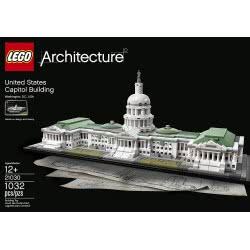 LEGO Architecture Το Καπιτώλιο Των Ηνωμένων Πολιτειών 21030 5702015591195