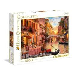 Clementoni Παζλ 1500τεμ. H.Q. Βενετία 1220-31668 8005125316687