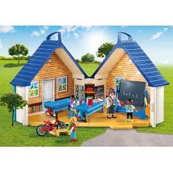 Playmobil Βαλιτσάκι Σχολική Τάξη 5662 4008789056627