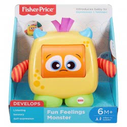 Fisher-Price Fisher Price Ζωάκι Συναισθημάτων DRG13 887961333244