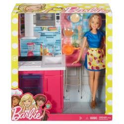Mattel Δωμάτιο Με Κούκλα (2 Σχέδια) DVX51 / ASST 887961376784
