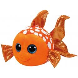ty Χνουδωτό Πορτοκαλί Ψάρι 40 Εκατοστά 1607-37072 008421370726