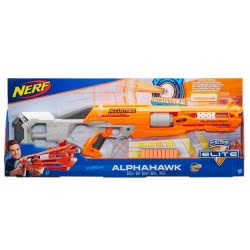 Hasbro NERF NSTRIKE ACCUSTRIKE ALPHAHAWK B7784 5010993324415