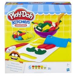 Hasbro PLAY-DOH SHAPE N SLICE B9012 5010993331833