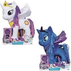 Hasbro My Little Pony Feature Wings Plush  - 2  Σχέδια B9821 5010993332793
