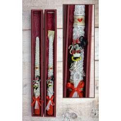 Λαμπάδες Decor Λαμπάδα Βραχιόλι Μίνι Μάους 1-063 5207213170635
