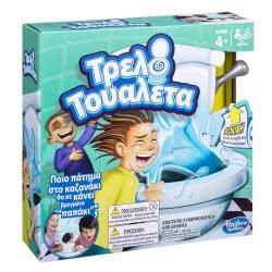 Hasbro Toilet trouble C0447 5010993343126
