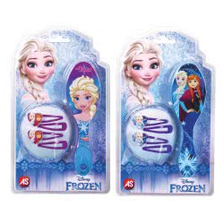 As company Βούρτσα Και Κλιπς Μαλλιών Frozen - 2 Σχέδια 1027-25524 5203068255244