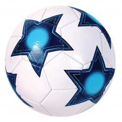 As company Μπάλα δερμάτινη ποδοσφαίρου Blue Stars 5001-15934 5203068159344